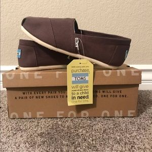 BRAND NEW IN BOX canvas toms